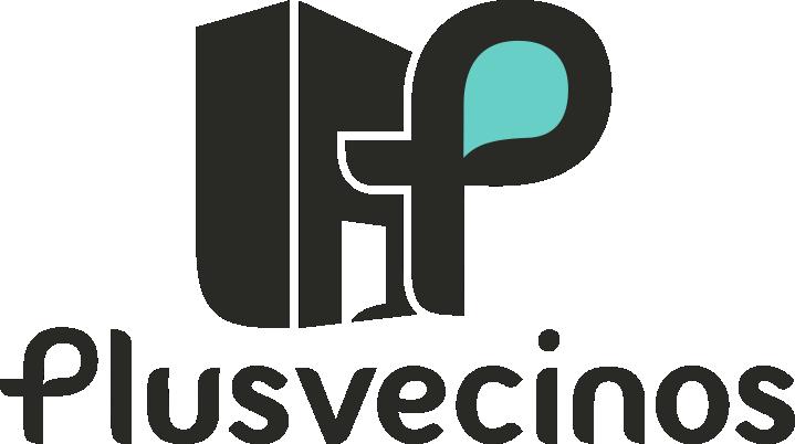 Plusvecinos Logomarca original RGB